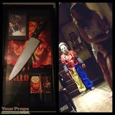 halloween rob zombie u0027s young michael myers stunt knife original