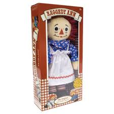 amazon com raggedy ann johnny gruelle toys u0026 games