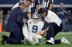dallas cowboys thanksgiving 2015 tony romo injury how serious is dallas quarterback u0027s left collarbone