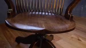 Oak Office Chair Design Ideas Articles With Antique Oak Office Chair Parts Tag Antique Wood