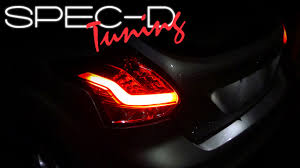 Specdtuning Installation Video 2012 2014 Ford Focus Hatchback Led