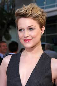 very short edgy haircuts for women with round faces 50 cute looks with short hairstyles for round faces