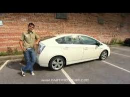 2009 toyota prius review toyota prius 3rd review by fifth gear