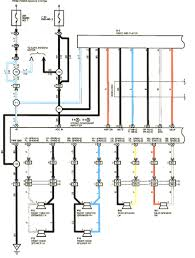 toyota wiring diagrams color code wiring diagram byblank