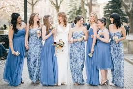 bridesmaids dresses floral print bridesmaid dresses 2017 wedding ideas magazine