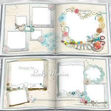 Baby Photo Album Baby Photo Album Psd Template Childrens Psd Photobook Free Download