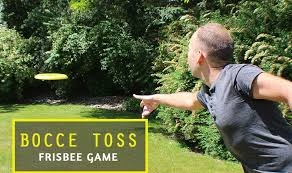 Backyard Drinking Games Bocce Toss U2013 Diy Outdoor Frisbee Toss Game That Is So Easy