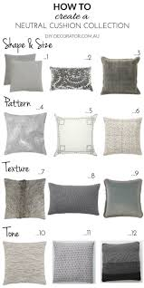 best 25 neutral cushions ideas on pinterest dusky pink cushions