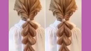 ladies simple hair style videos best hairstyle photos on