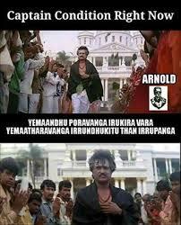 Captain Vijayakanth Memes - jayalalitha vijayakanth karunanidhi s funny memes go viral on tn