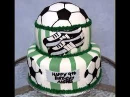 soccer cake easy soccer cake decorating ideas