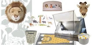 deco chambre enfant jungle chambre enfant jungle les animaux de la savane dans la chambre de