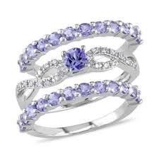 tanzanite wedding rings tanzanite rings shop the best deals for dec 2017 overstock