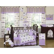 Jojo Crib Bedding Set This Polka Dot Themed Nine Baby Bedding Set Was Created By