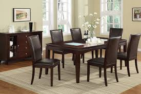 Acme Furniture Dining Room Set Chair Tasty Acme Furniture Fraser Rectangular Leg Dining Table
