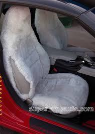 corvette seat covers c4 sheepskin seat cover pics corvetteforum chevrolet corvette