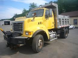 2001 sterling l8500 single axle dump truck for sale by arthur