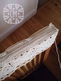 Crochet Armchair Covers Chair Back Covers Cara Medus