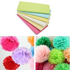 Tissue Paper Gift Wrap - tissue paper flower wrapping paper gift packaging craft paper roll