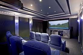 Home Theatre Wall Sconces Lighting Basement Theater Design Ideas Home Theater Eclectic With Projector