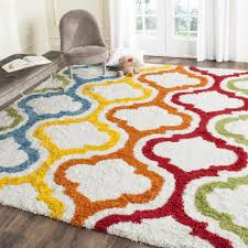 Colorful Kids Rugs by Rug Sgk561a Safavieh Kids Shag Area Rugs By Safavieh