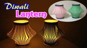 easy diwali lantern making at home diy paper lantern diwali