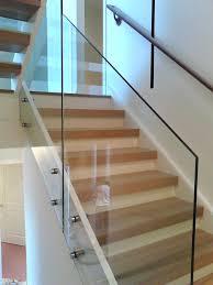 Banister Attachment Glass Railings U2014 Gaithersburg Glass Company