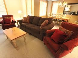 oversized 2 bedroom condo stainless steel vrbo living area