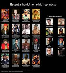 Rapper Memes - rap hip hop know your meme