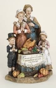 thanksgiving family figurines thanksgiving wikii