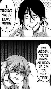 Eww Gross Meme - perso nally love anna eww gross you re making me throw up can you