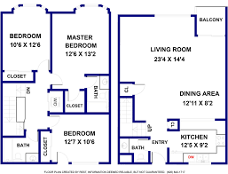 2 Story Garage Apartment Plans by Apartment 2 Story Apartment Floor Plans