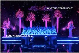stage backdrops free shipping 4x6 led curtain for stage background led
