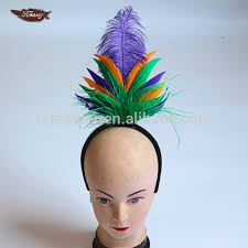 turkey feather headband headbands for hen party source quality headbands for hen party