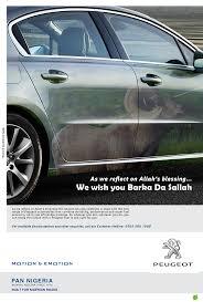 peugeot automobiles peugeot nigeria print ads on behance peugeot nigeria pinterest