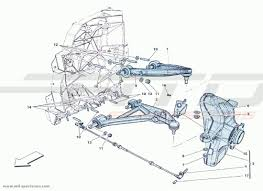 ferrari front drawing ferrari f12 berlinetta undercarriage parts at atd sportscars atd