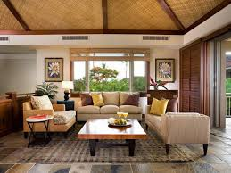 tropical interior design living room home design ideas unique