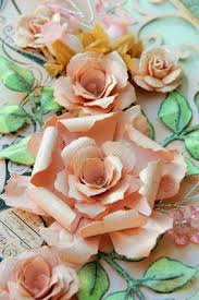 Handmade Flowers Paper - 338 best crafty handmade flowers images on pinterest fabric