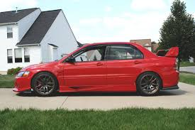mitsubishi evolution 1 mitsubishi lancer evolution tech voltex aero installation photo