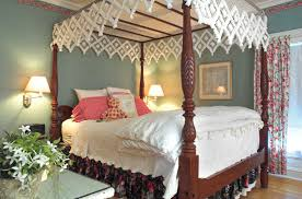 Four Poster Bed Curtains Drapes Bedroom Amusing Design Canopy Bed Drapes Ideas In White Color