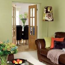 Living Room Paints Colors - lime green and brown decor ideas for the living room