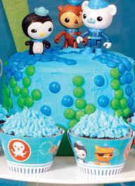 octonauts birthday cake loving this octonauts birthday cake with toppers birthdayexpress