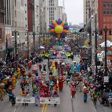 america s thanksgiving parade detroit growinup in the detroit