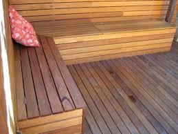 outdoor deck storage bench best deck storage bench ideas on