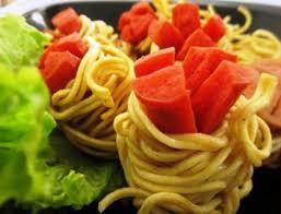 membuat mie dari wortel pin by resep bunda on resep masakan pinterest