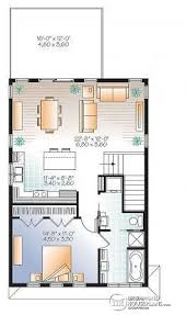 garage apartment floor plans house plan w3954 v2 detail from drummondhouseplans