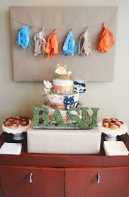 woodland baby shower for baby bash wamp designs