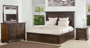 Joshua Creek Furniture by Chatham Park Storage Bedroom Set Samuel Lawrence Furniture