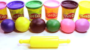 lean color and number with play doh for kids fun with drean kids