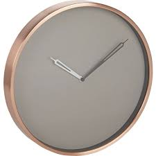 Modern Wall Clock Modern Wall Clocks That Feel Of The Moment Design Galleries